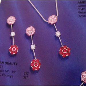 Park Lane Jewelry - Necklace and earring set