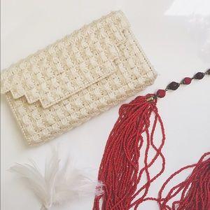 Vintage Handbags - Vintage clutch