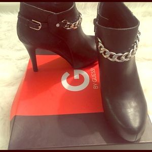 G by Guess Shoes - Guess ⛓Black Ankle Booots