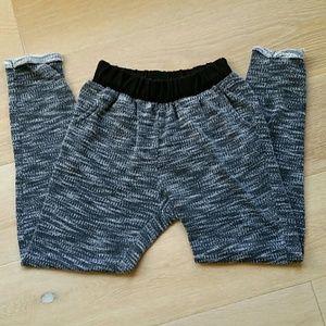 Boho Gypsy Sisters Pants - Grey boho sweats