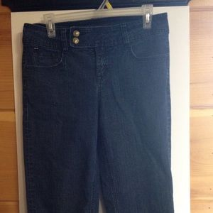 Foster Jean co Capri jeans size 6