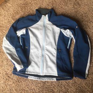 Marmot Jackets & Blazers - Marmot blue zip up lightweight jacket