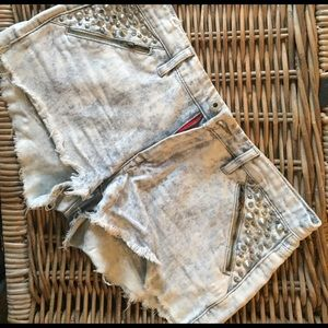 Blank Denim Pants - Cutoffs from [BLANKNYC]