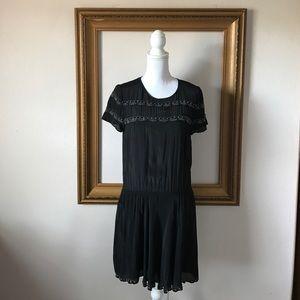 Zadig & Voltaire Dresses & Skirts - NWT Zadig & Volatire Deluxe black beaded dress, M