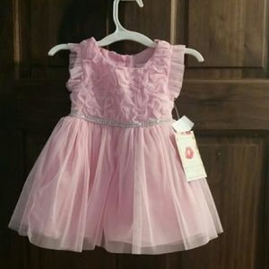 Sweet Heart Rose Other - Beautiful Infant Part Dress