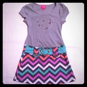 Pinky Other - EUC little girl's Pinky belted dress