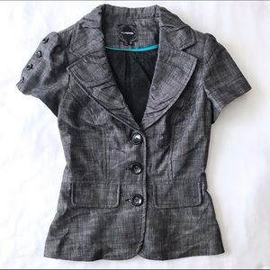 My MichellShort sleeves Jacketsgray S
