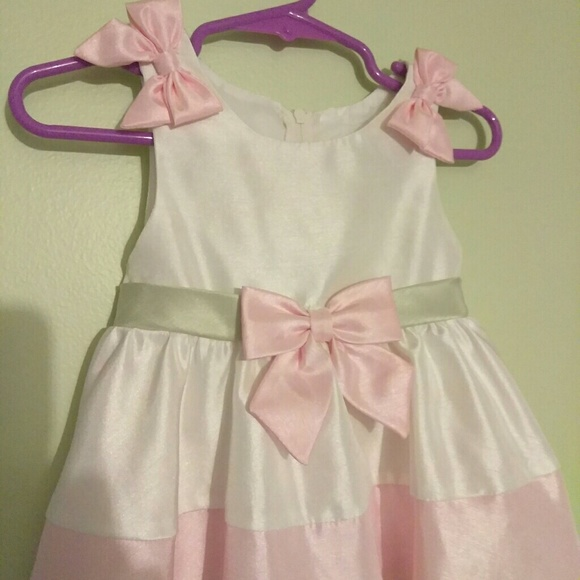 Rare Editions ?12 month Rare Editions Formal Baby Dress