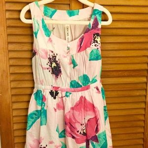 Cherokee Other - Girl's floral print dress