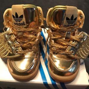 Jeremy Scott Other - Jeremy scott adidas wing sneakers