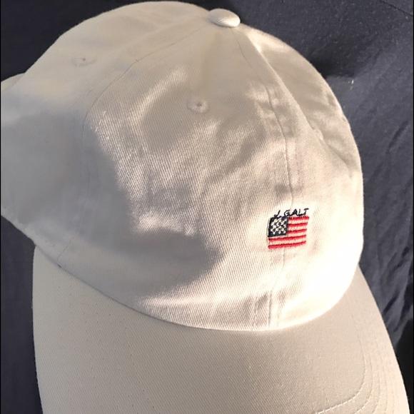 Brandy Melville RARE J.Galt American Flag Hat 5b84dc01805