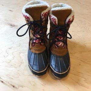 Khombu Shoes - Khombu Sweater Waterproof Boots