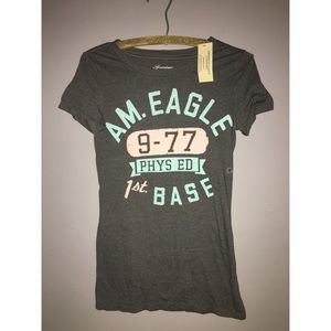 American Eagle Outfitters Tops - New American Eagle Outfitters T-Shirt Sz Small