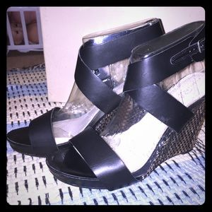 Studio Paolo black heels