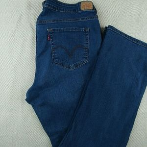 Levi's Denim - Levis 512 perfectly shaping jeans