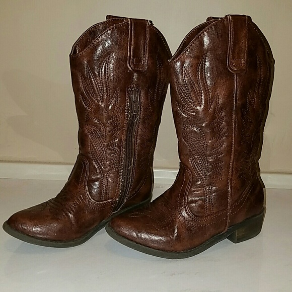 63 mudd other mudd brown cow boots from