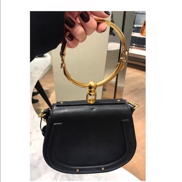 9da8f4310ff8 Chloe Handbags - Chloe Mini Nile Bag