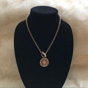 Jewelry - Luxury brand toggle necklace