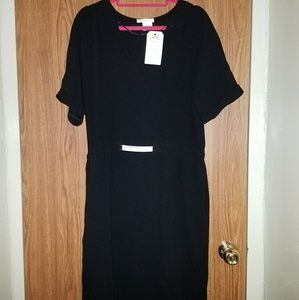 Gerard Darel Dresses & Skirts - Gerard Darel black dress size 10