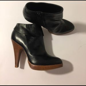 Chinese Laundry Shoes - Chinese Laundry Leather Booties