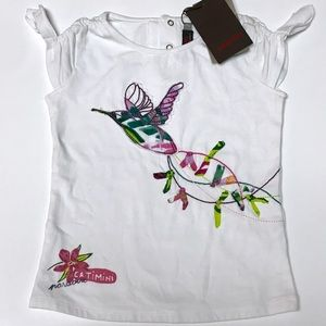 Catimini Other - NWT - Girl's Boutique Shirt
