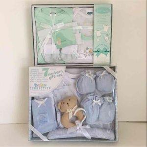 2 set of newborn baby gift sets