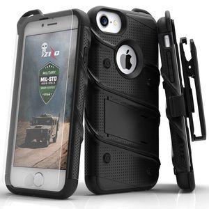 Zizo Other - iPhone 7 Case Black Zizo Bolt Cover