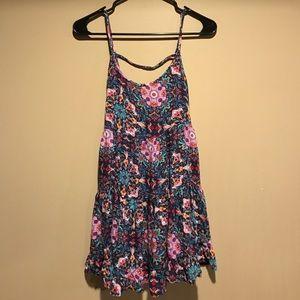 Fun & Flirt Dresses & Skirts - Deep back floral sundress