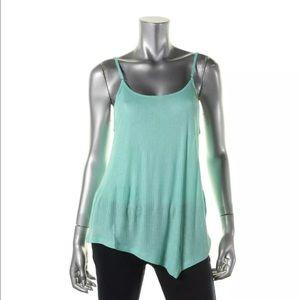 Zara W&B Collection Tops - Zara W&B Collection Green Textured Green Cami  M