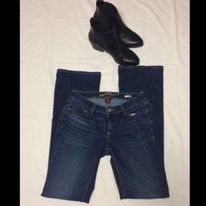 Arizona Jean Company Denim - Arizona boot cut jeans