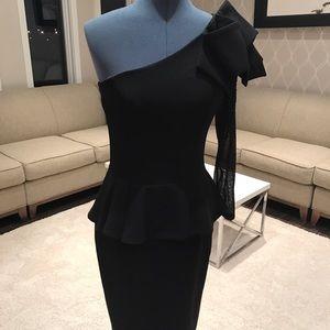 Dresses & Skirts - Custom Made one sleeve