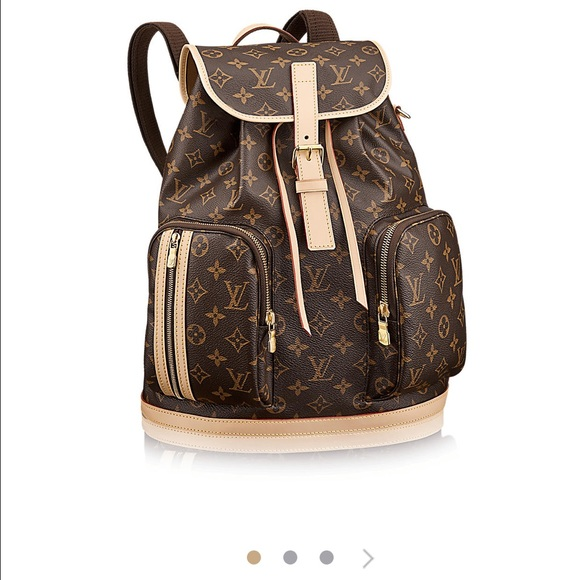 8aa0bee6e8bee Louis Vuitton Handbags - Louis Vuitton Bosphore Backpack