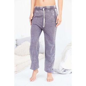 NWT Urban Outfitters Cozy Fleece Joggers