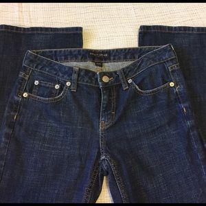 Banana Republic boot cut jeans 26 / 2S