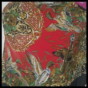 Moda International Silk Scarf