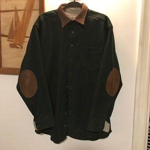 Men's Woolrich Bottom Down Shirt