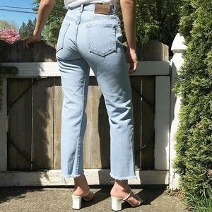 Everlane Denim - OBJECTS WITHOUT MEANING FLARE JEANS