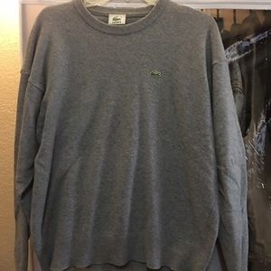 Lacoste Other - LACOSTE MENS SWEATER SZ 8