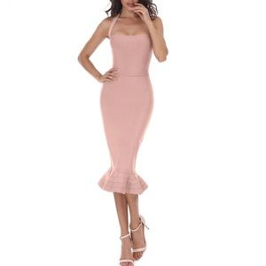 Dresses & Skirts - Bandage fishtail evening party bodycon dress