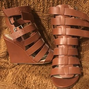 bamboo Shoes - Bamboo Wedge Sandals