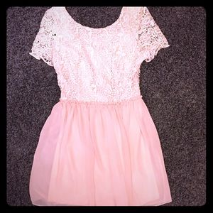 Bohme  Dresses & Skirts - Bohme Pink Dress