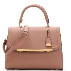 Aldo Handbags - BLUSH Top-Handle Satchel 💕