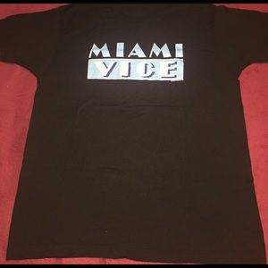 Other - TShirt with Miami Vice Logo