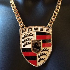 Car Power Necklace