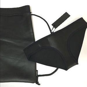 triangl swimwear Other - Never worn black triangl bottoms