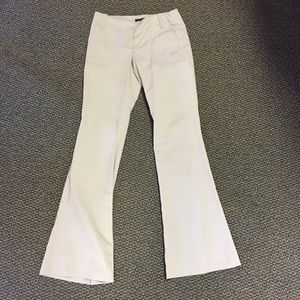 Theory elegant wide legged pants