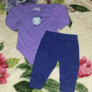 Jumping Bean Other - Baby girl 9 month outfit