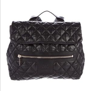 CHANEL Handbags - Authentic Chanel cocoon backpack black