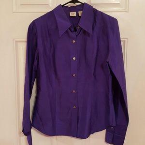 GAP Tops - ❤New Listing❤100% Silk Shirt by Gap