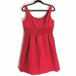 Shoshanna Red Cocktail Dress